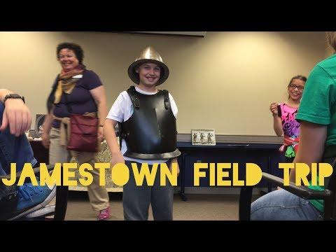 Field Trip to Jamestown Virginia