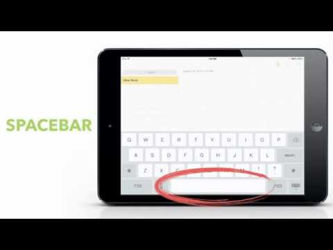 Learning To Type On Your Ipad Iphone