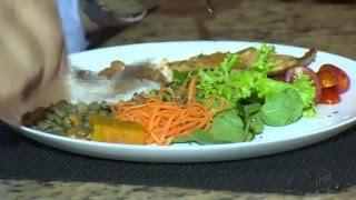 Cristina Trovó ensina montar um prato saudável - EPTV. Confira!