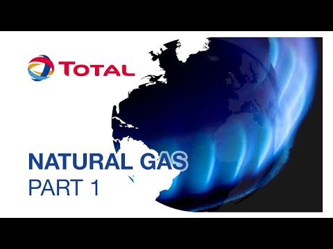 Gas : a vital part of the world energy supply part 1/2 | Substainable Energy
