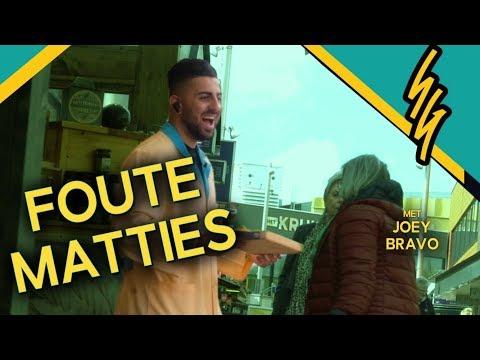 JOEY BRAVO MEER SUCCES DAN FAMKE LOUISE!? - FOUTE MATTIES MET JOEY BRAVO (SEIZOEN 3 AFL. 4)