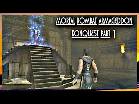Mortal Kombat Armageddon Konquest HD - Part 1