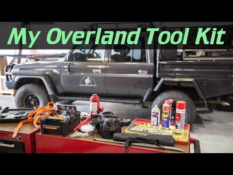 Overland Tool Kit, repair kit