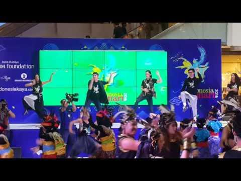 O!MG- Mario Ginanjar Indonesia Menari 2016