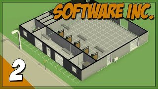 Software Inc Alpha 9 | Let's Play Software Inc. PART 2 | Green Tech. HardWare Mod