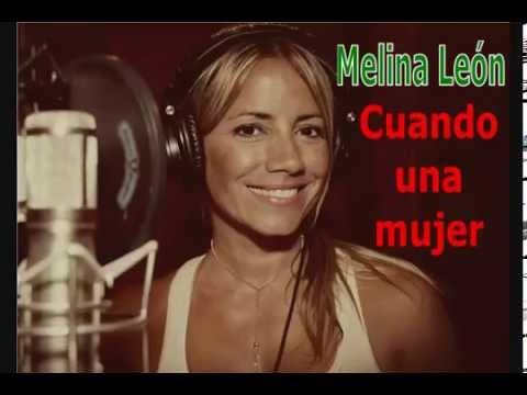 Cuando una mujer - Melina León - Karaoke Full