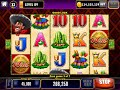 WILD FIESTA'COINS Video Slot Casino Game with a FREE SPIN BONUS