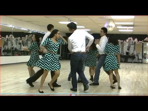 Samba - Youth ballroom program/Strawberry Crest High School, Dover, FL