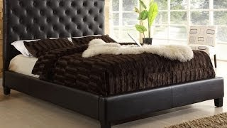 Bed Styles - Headboard Trends & Bed Ideas