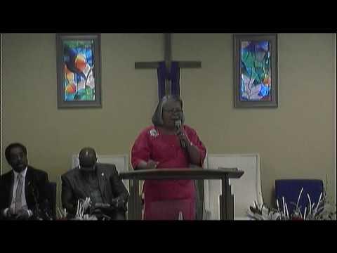Pastor Julia Smith Sunday Message 9/18/16