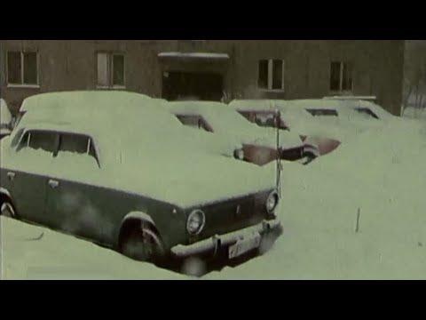 Bratislava - Snehová kalamita (1987) II