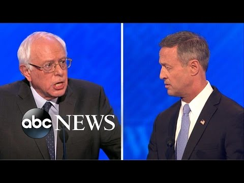 Democratic Candidates Debate Gun Control Laws