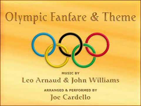 Olympic Fanfare & Theme on piano