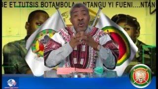 LA RESISTANCE DU KONGO PARLE par Mbuta BAKALANDWA (BASANGO YA NKOYI)
