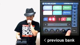 TC HELICON VoiceLive Touch Loop Demo by ...