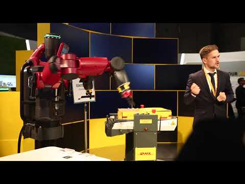 DHL Asia Pacific Innovation Center Grand Opening 2015