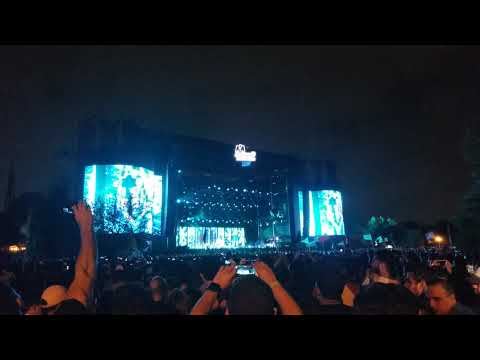 Muse @ Pa'l Norte 2018 - 7/9 The House of the Rising Sun [Intro], Time Is Running Out