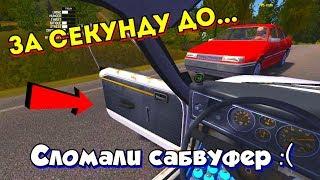 Как сломать машину за 5 секунд - My Summer Car
