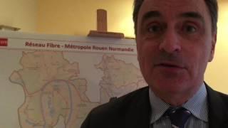 Quel très haut débit en centre-ville de Rouen avec SFR ?