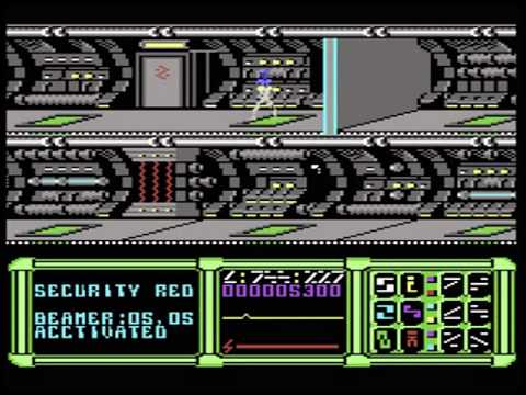 C64-Longplay - V - The Game