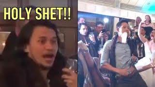 WATCH !! Yael Yuzon Funny Reaction 😂😂😂