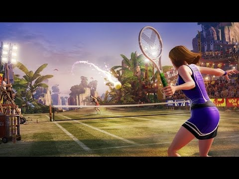 Kinect Sports Rivals Tennis - Xbox One Let's Play