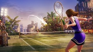 Kinect Sports Rivals Tennis - Xbox One Let