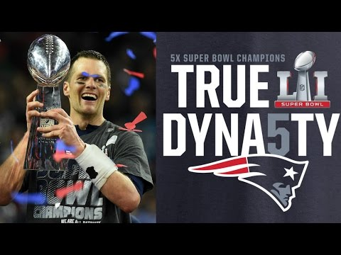 WORST To FIRST: Ranking The NFL's 5 Super Bowl Dynasties