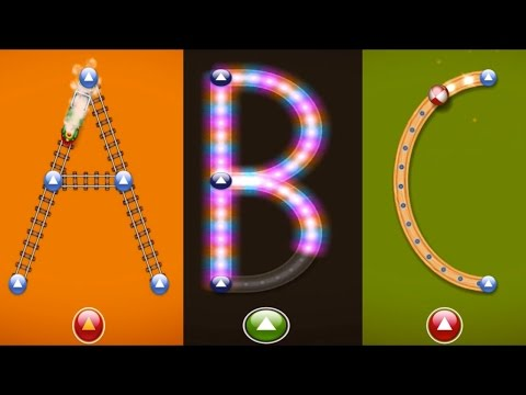 Sing ABC and Learn to write Letter from A to Z | How To writing Alphabet Game | LetterSchool