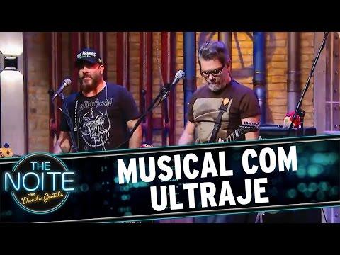 The Noite (05/07/16) Musical com Ultraje a Rigor