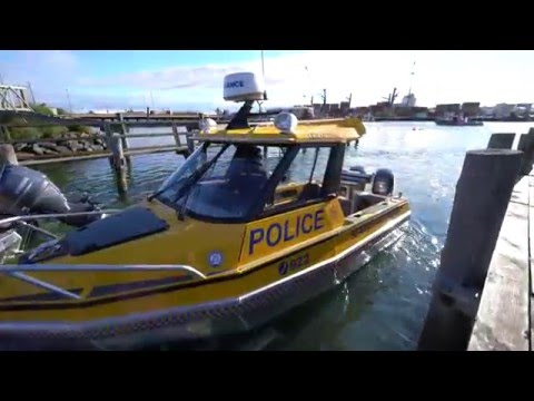 Stabicraft - Tongan Police Boats