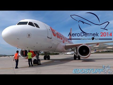 AeroDernek 2014 - Spotters Day at Split Airport!