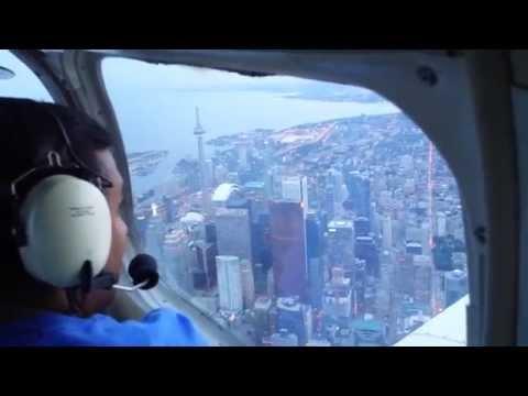First Flight - Buttonville Aiport, Toronto