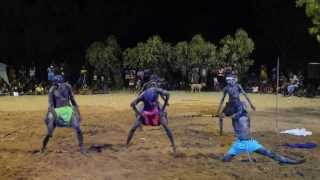 Chooky Dancers - Zorba the Greek - Mornington Island Festival 2013
