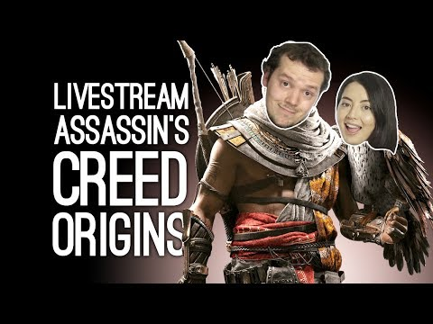 LIVESTREAM! Assassin's Creed Origins and Live Xmas Q&A with Outside Xbox and Outside Xtra