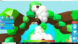 Roblox - Bubble Gum Simulator w/ Blu
