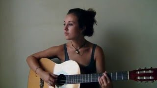 Light My Fire - The Doors (acoustic cover) by Daisy Howard