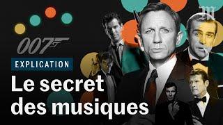 Pourquoi les musiques de James Bond se ressemblent autant ?