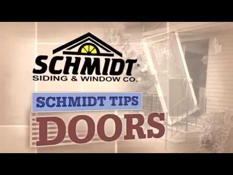 Schmidt Tips - Doors