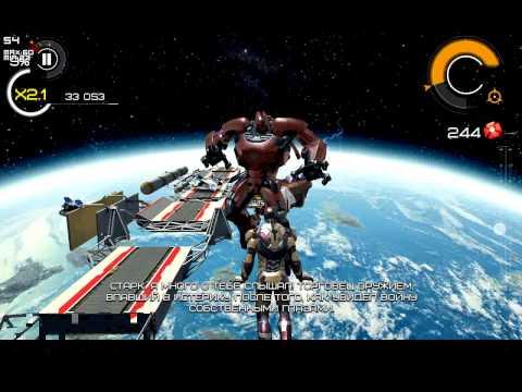 Железный человек 3 официальная игра геймплей