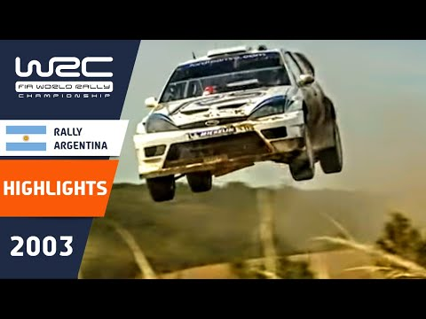 WRC Daily Highlights: Argentina 2003 Day 1: 26 Minutes