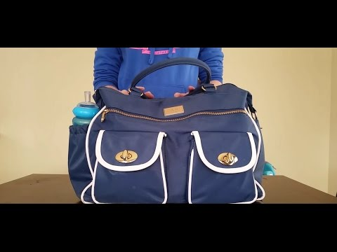 What's In My Diaper / Nappy Bag | Updated