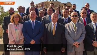 Video Ċelebrazzjoni ta' Jum il-Ħaddiem bi swit il-monument tal-GWU fl-Imsida download MP3, 3GP, MP4, WEBM, AVI, FLV Mei 2018