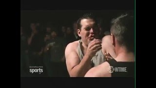 60 Minutes sports Bare Knuckle boxing Danny Provenzano Bobby Gunn