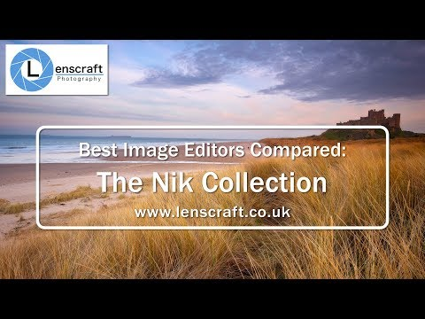 Best Image Editors Compared: The Nik Collection