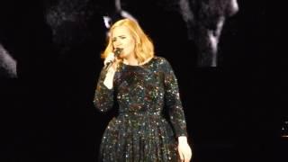 Adele Live@Verona 28.5.16 - Someone Like You