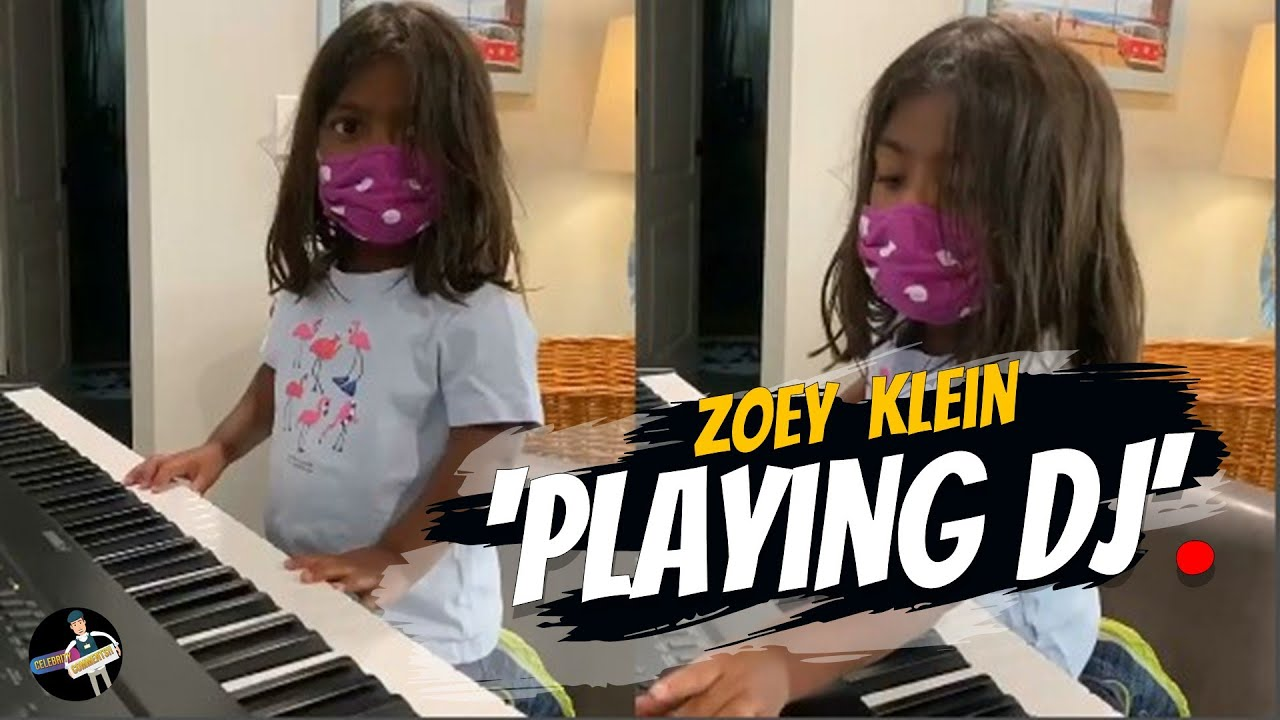 WATCH!!! Little Couple's Jen Arnold Shared Cute Clip Of Zoey 'Playing DJ'