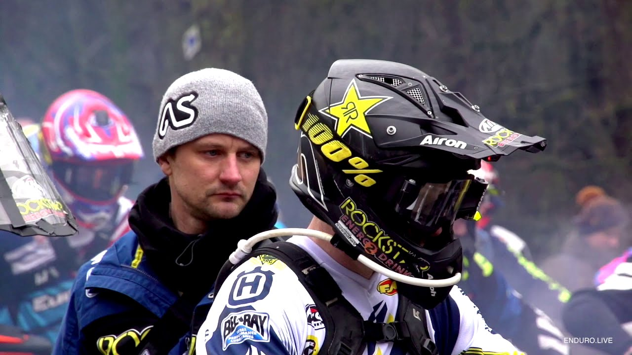 Me And My Team Mate Billy Bolt At British Extreme