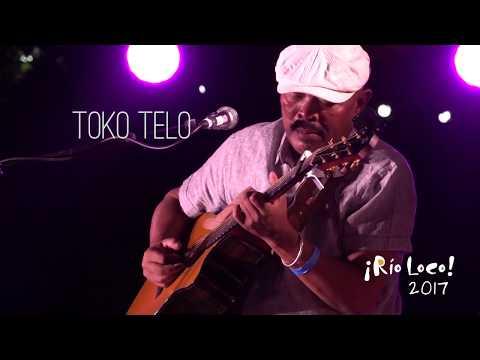 Toko Telo live at Rio Loco