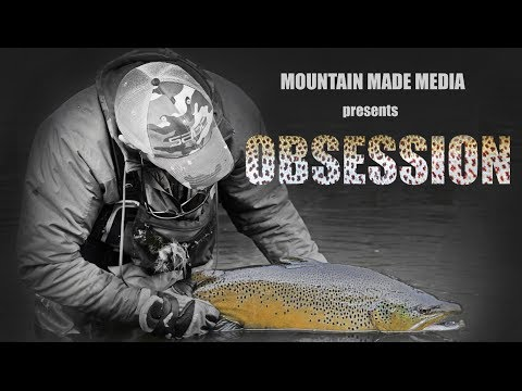 Obsession - Fly Fishing for Giant Brown Trout in Oregon